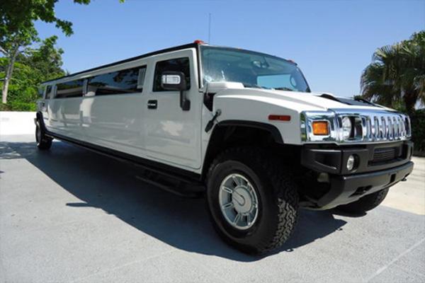 14 Person Hummer Washington DC Limo Rental