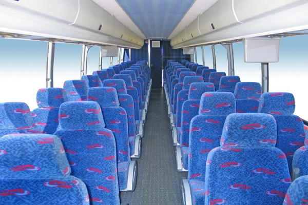 50 Person Charter Bus Rental Washington DC