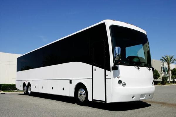 50 Person Charter Bus Service Washington DC