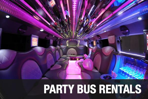 Party Bus Rentals Washington DC