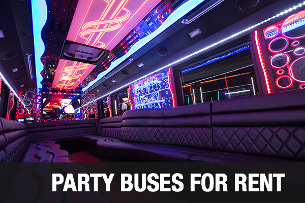 Party Bus Washington DC
