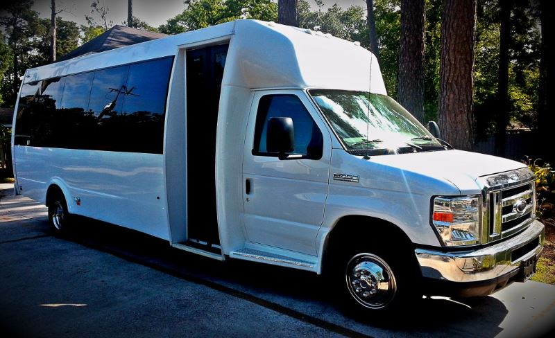 Washington 22 Passenger Party Bus