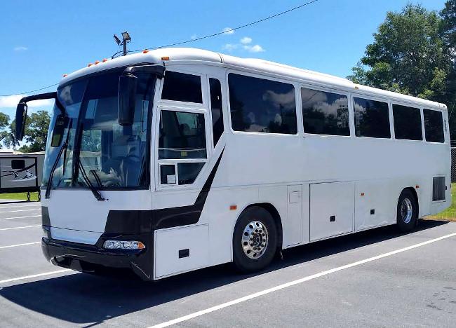 Washington 36 Passenger Shuttle Bus