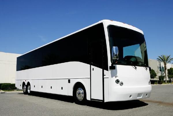 Washington 50 Passenger Charter Bus
